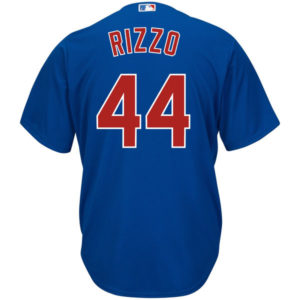 Anthony Rizzo Majestic Royal Alternate Cool Base Player Jersey